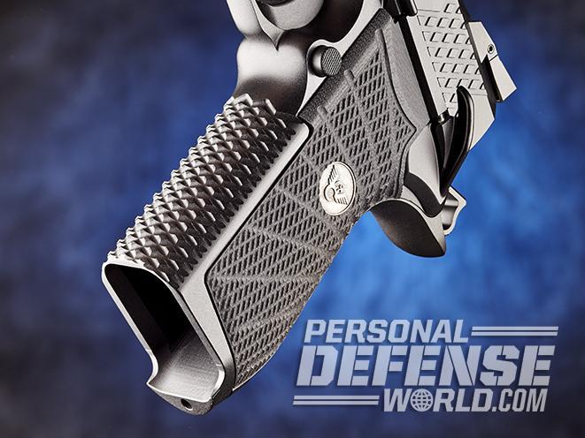 Wilson Combat EDC X9 pistol magwell