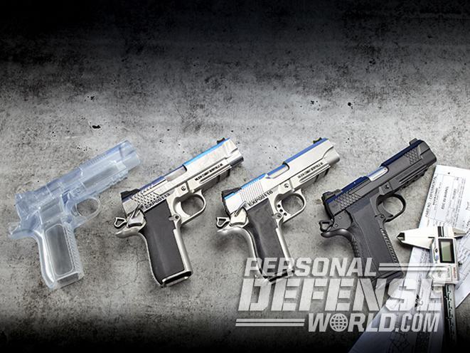 Wilson Combat EDC X9 pistol lifecycle