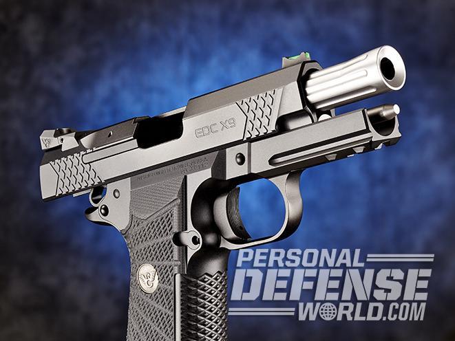 Wilson Combat EDC X9 pistol barrel