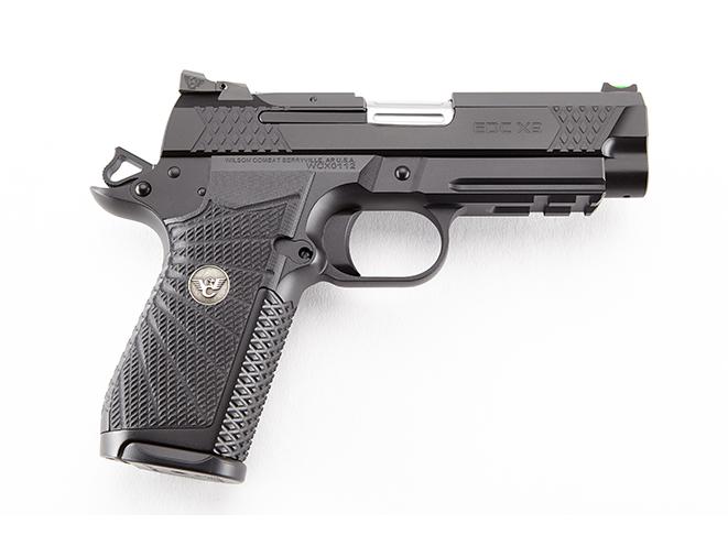 Wilson Combat EDC X9 pistol right side