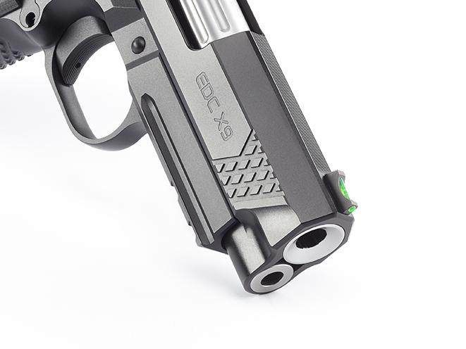 Wilson Combat EDC X9 pistol front sight