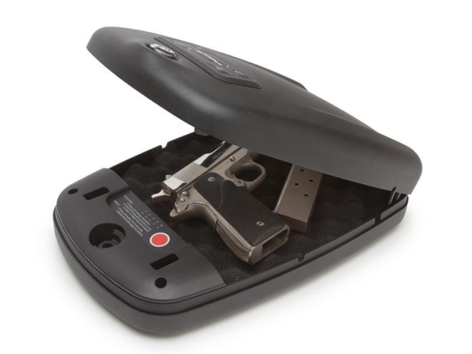 Winchester Defender Handgun gun safes