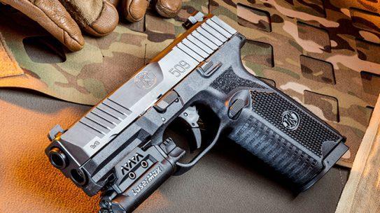 FN 509 pistol lead, FN509 pistol lead