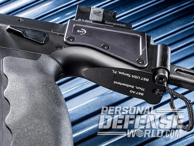 B&T USW pistol carbine sight