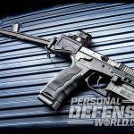 B&T USW pistol carbine