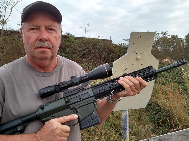 bill wilson home defense gun