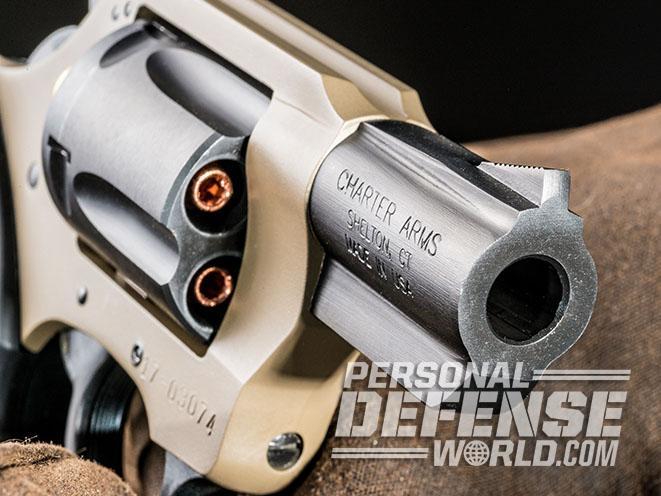 Undercover Lite Earthborn revolver barrel