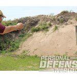 Undercover Lite Earthborn revolver gun test