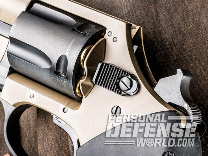Undercover Lite Earthborn revolver hammer spur