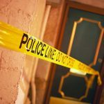 deadly force police tape