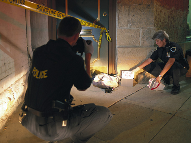 deadly force police investigation