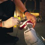 deadly force evidence bag