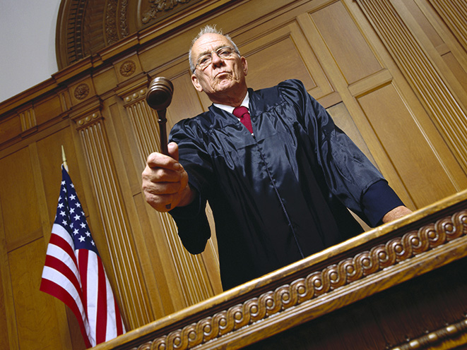 deadly force judge