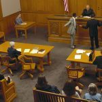 deadly force courtroom