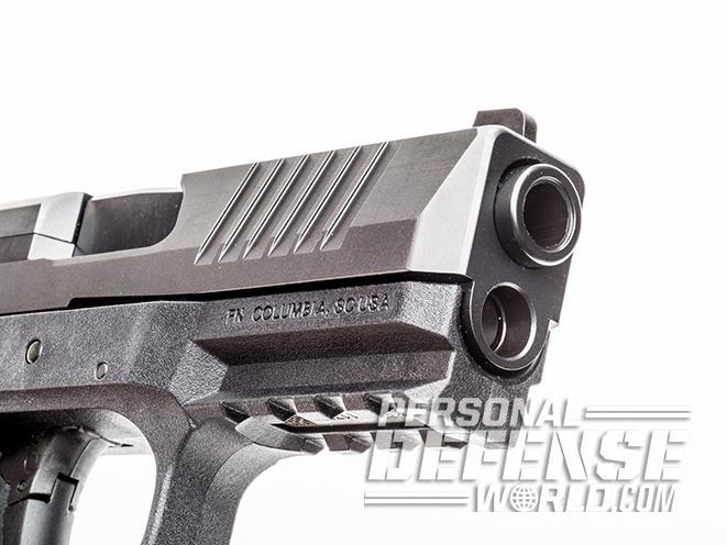 FN 509 pistol slide