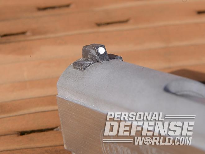 Coonan Classic 1911 front sight