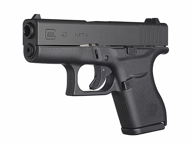 glock 43 concealed carry handguns
