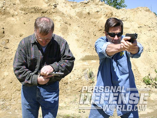 gun handling safety techniques