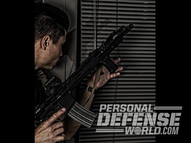 home defense layout
