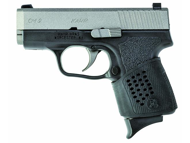 Kahr CM9 Tungsten concealed carry handguns