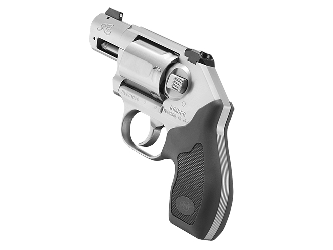 Kimber K6s concealed carry handguns