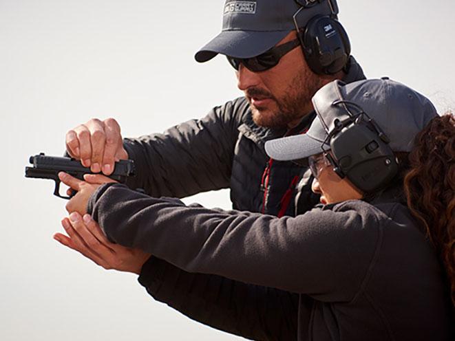 NRA Carry Guard gun training