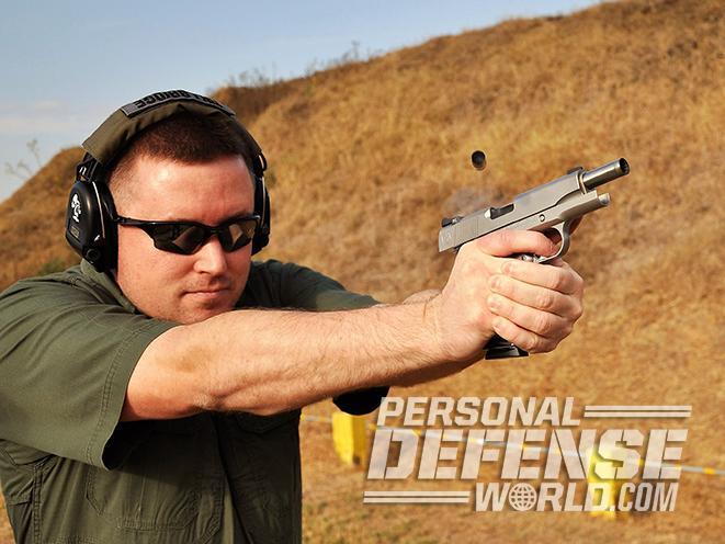 Nighthawk Kestrel firing gun