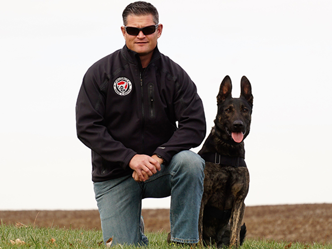 Personal Protection Dog priority one canine