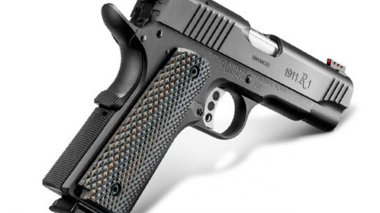 REMINGTON 1911 R1 Ultralight Commander