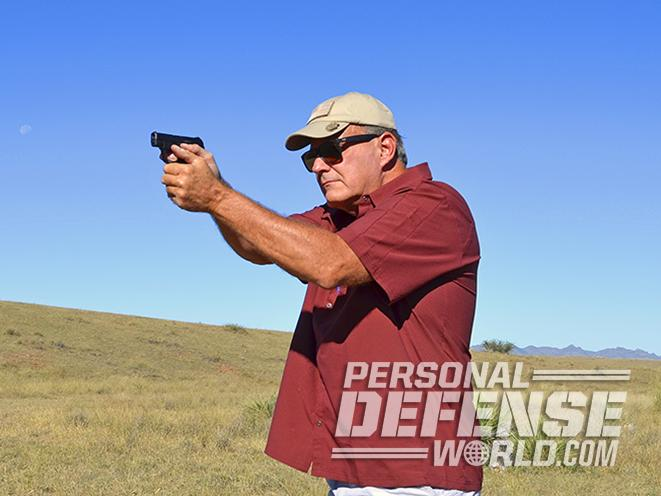 Ruger LCP II pistol test