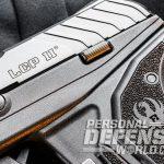 Ruger LCP II pistol serrations