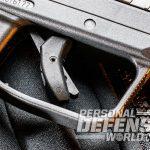 Ruger LCP II pistol trigger