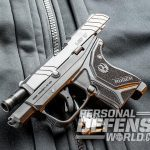 Ruger LCP II pistol barrel