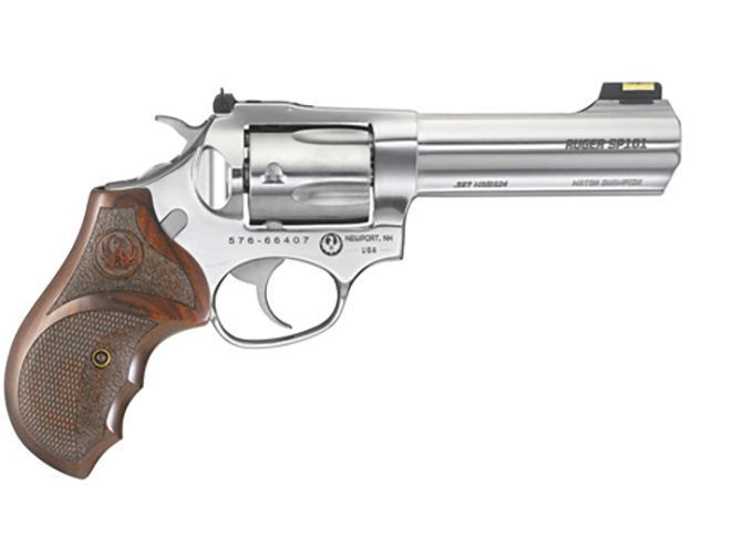 Ruger SP101 Match Champion revolver right profile