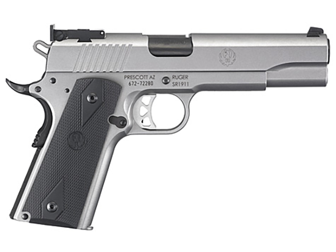 Ruger SR1911 Target 1911 pistol
