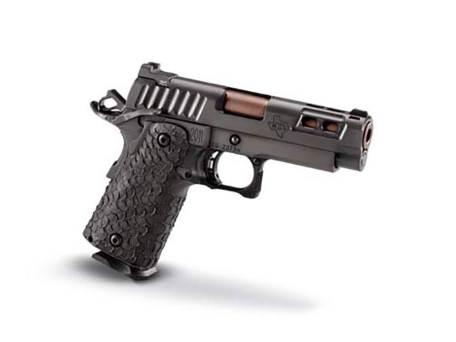 STI DVC Carry 1911 pistol