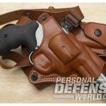 S&W Model 69 revolver holster