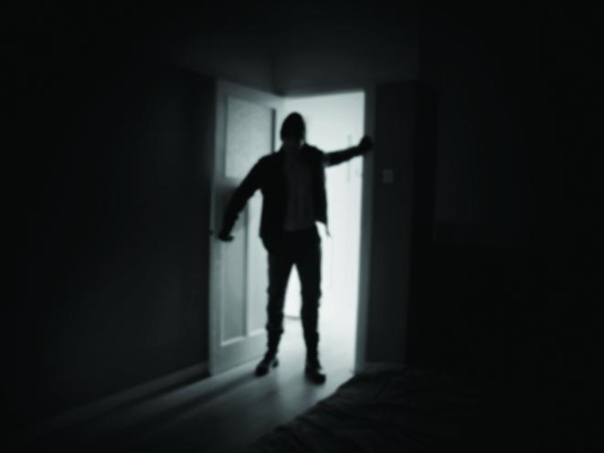 Safe Room burglary