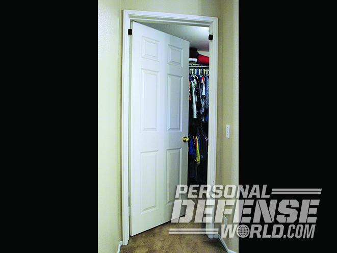 Safe Room closet