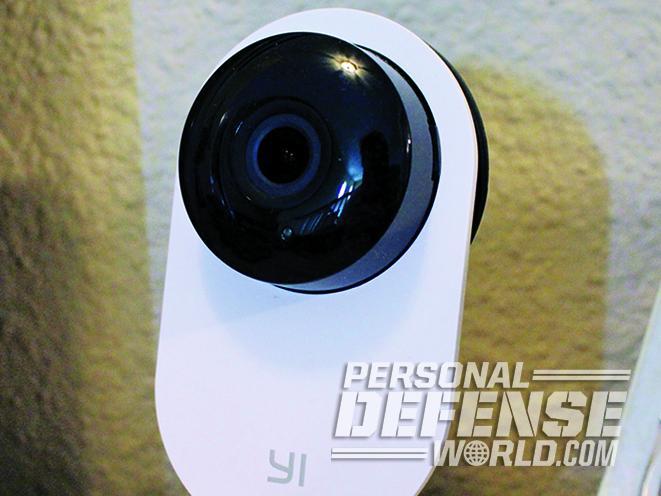 Safe Room camera
