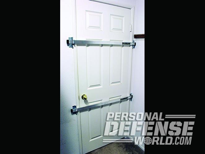 Safe Room door bar