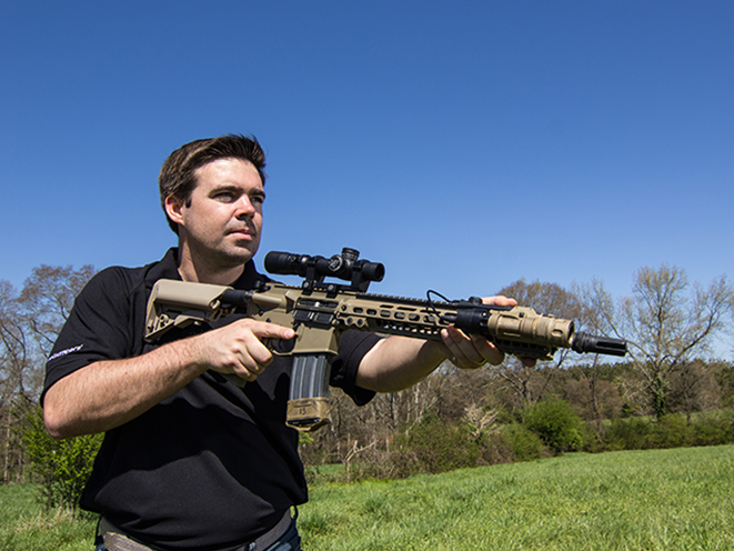 sean murphy home defense gun
