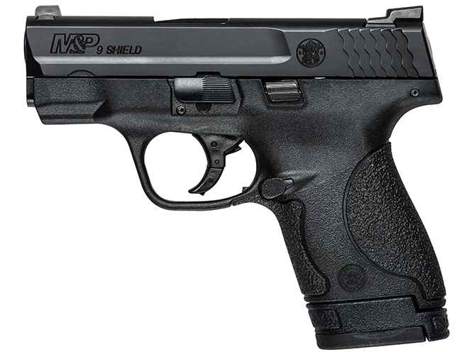 Smith & Wesson M&P Shield concealed carry handguns