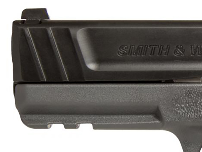 Smith & Wesson SD Gray Frame pistol front sight