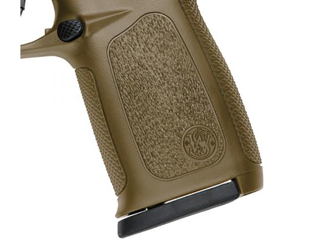 Smith & Wesson SD Flat Dark Earth grip