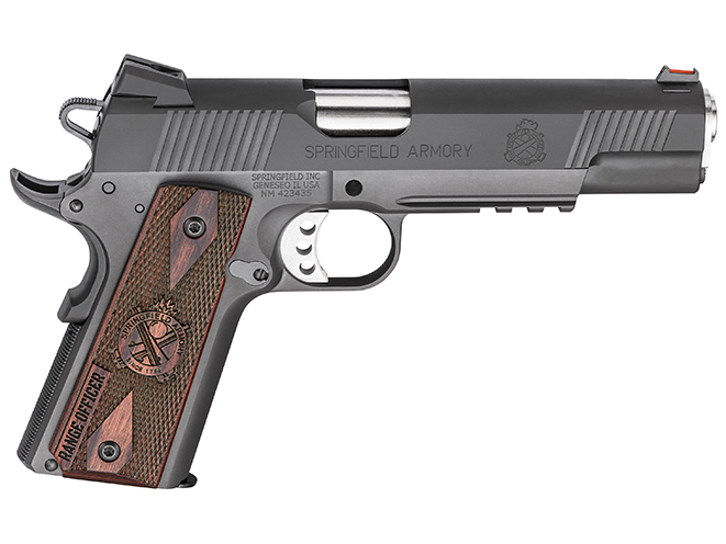Springfield Range Officer 1911 pistol