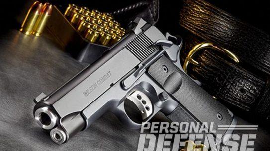 wilson combat tactical supergrade compact pistol