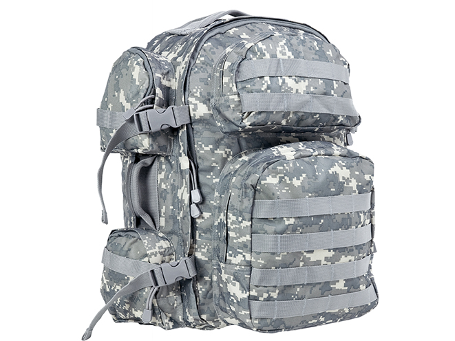 self defense gear Vism Backpack With Ballistic Panel Insert