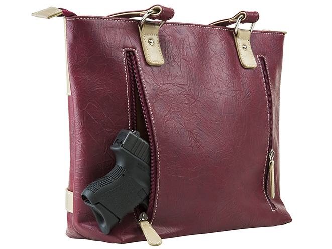 self defense gear Vism Handgun Purses