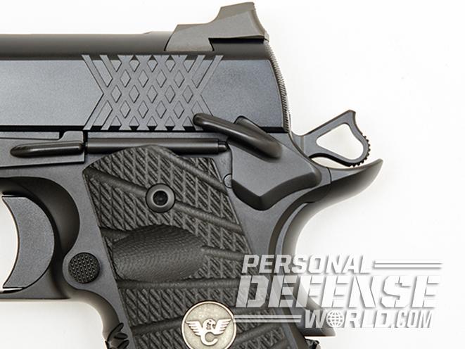 Wilson combat X-TAC Elite Compact beavertail